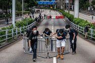 Αστυνομικός πυροβόλησε διαδηλωτή στο Χονγκ Κονγκ