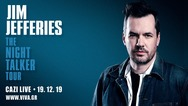 Jim Jefferies at Γκάζι Live
