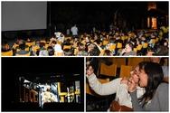 Η Achaia Clauss 'μετατράπηκε' σε θερινό Σινεμά! (φωτο)