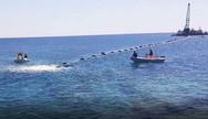 Αίγινα: Στην τελική ευθεία η κατασκευή του υποθαλάσσιου αγωγού υδροδότησης