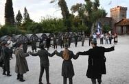 Πάτρα - Γιόρτασε την απελευθέρωσή της από τα κατοχικά γερμανικά στρατεύματα (φωτο)