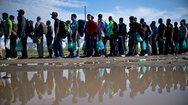 Πάτρα: Εν αναμονή στον Δήμο και την Περιφέρεια για το προσφυγικό ζήτημα