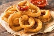 Ετοιμάστε σπιτικά onion rings