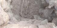 Αποκαλύφθηκε μινωικός τάφος με άθικτο σκελετό γυναίκας στην Κρήτη