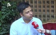 Αργύρης Ναστόπουλος: 'Ο Γιώργος Θεοφάνους διώχνει τους ανθρώπους λόγω συμπεριφοράς' (video)