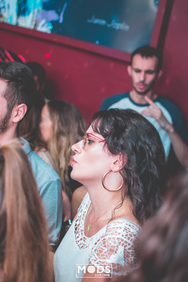 Trash Party at Mods Club 02-10-19