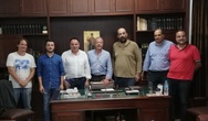 Πάτρα: Σε συνάντηση με τον ΣΚΕΑΝΑ προχώρησαν μέλη του ΕΕΣΠ