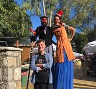 O Bobo's του Patras Street Food Festival έκανε φίλους μικρούς και μεγάλους! (φωτο+βίντεο)