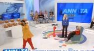 Ο Βας Βας εμφανίστηκε στην εκπομπή της Αννίτας Πάνια (video)