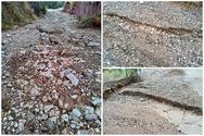 Πάτρα - Καταγγελία: Αποκλείστηκε οικογένεια σε πλημμυρισμένο δρόμο και η αρμόδια υπηρεσία ήταν... άφαντη!