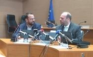 Νεκτάριος Φαρμάκης: 'Θέλουμε έναν ΟΑΕΔ που να υπακούει στις ανάγκες της τοπικής κοινωνίας'  (pics+video)