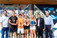 Tένις: Πρωταθλητής ο Ξυλάς, φιναλίστ η Παύλουκαι στο διεθνές πρωτάθλημα της Ρόδου