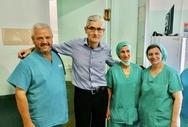 Ερώτηση του Άγγελου Τσιγκρή στον υπ. Υγείας για τη καρδιολογική κλινική του Νοσοκομείου Ρίου