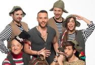 Διαγωνισμός: Το patrasevents.gr σας στέλνει στην παράσταση 'Οδυσσεβάχ'!