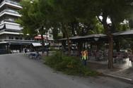 Πάτρα: Κλαδεύουν τα δέντρα στα Ψηλαλώνια - Έμεινε 'γυμνή' η πλατεία
