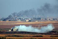 Προελαύνουν οι Τούρκοι στη Συρία