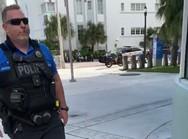 Μαϊάμι - Αστυνομικός έκανε ψεύτικη σύλληψη με τρία ημίγυμνα μοντέλα