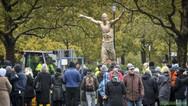 Ο Ζλάταν Ιμπραΐμοβιτς έγινε άγαλμα στο Μάλμο της Σουηδίας