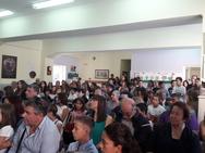 Αχαΐα: Πραγματοποιήθηκε η βράβευση των μαθητών Ε' και Στ' Δημοτικού των Δημοτικών Σχολείων του Δήμου Αιγιαλείας