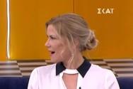 Η έκπληξη του Νίκου Μουτσινά στην Κάθριν Κέλυ Λαγκ (video)