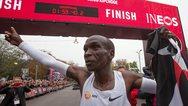 Ο Eliud Kipchoge έγινε ο πρώτος άνθρωπος που τρέχει μαραθώνιο σε λιγότερο από 2 ώρες (video)