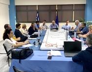 Πραγματοποιήθηκε η πρώτη τακτική συνεδρίαση για τη νέα Επιτροπή Διοίκησης του Π.Ε.Α.Κ. Πατρών