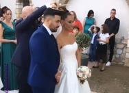 Παντρεύτηκε ο αδελφός του Παντελή Παντελίδη (φωτο)