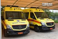 ΕΚΑΒ Αργολίδας - Από τα 8 ασθενοφόρα λειτουργούν μόλις τα 3