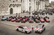 H Alfa Romeo στηρίζει το «1000 Miglia»