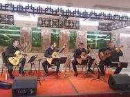 Κέρδισε τις εντυπώσεις το Apollon Guitar Ensemble στο 24ο Παγκόσμιο Ογκολογικό συνέδριο