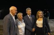Αχαΐα: Ο Γιώργος Παπανδρέου επισκέφτηκε το Φεστιβάλ 'Πριμαρόλια'