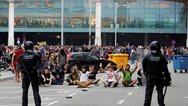 Ισπανία: Ταραχές μετά την καταδίκη εννέα αυτονομιστών της Καταλονίας