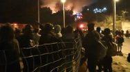 Δήμαρχος Ανατολικής Σάμου: 'Οι μετανάστες έκαναν εξέγερση'