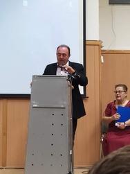 Πάτρα: Με επιτυχία πραγματοποιήθηκε η παρουσίαση του βιβλίου «Καλάβρυτα, μια πόλη στην ιστορία και τη λογοτεχνία»