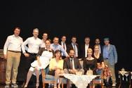 Πάτρα - Το θερμό χειροκρότημα των θεατών απέσπασε η παράσταση 'O φίλος μου ο Λευτεράκης' (φωτο)