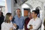 Αχαΐα: Ο Αλέξης Τσίπρας επισκέφτηκε το Φεστιβάλ Πριμαρόλια