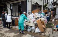 Χιλιάδες νοικοκυριά χωρίς νερό από τον τυφώνα Hagibis στην Ιαπωνία