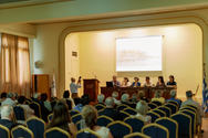 Πάτρα: Με επιτυχία πραγματοποιήθηκε η παρουσίαση του βιβλίου «Ορή Λένη»