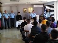 Ειδικοί φρουροί από την Αχαΐα κατατάχθηκαν στο σώμα της Ελληνικής Αστυνομίας