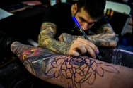 Η τέχνη του tattoo φέρνει κόσμο στην Πάτρα - Ετοιμάζουν πανελλήνιο φεστιβάλ