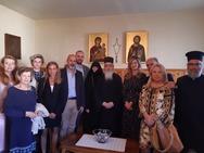 Αχαΐα: Τελέστηκε Θεία Λειτουργία υπέρ της υγείας των παιδιών της 'Φλόγας'