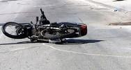 Πάτρα: Τροχαίο με τραυματία οδηγό δικύκλου