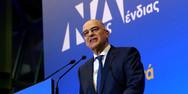 Νίκος Δένδιας: 'Χρειάζεται πολύ μεγάλη αυτοσυγκράτηση και ψυχραιμία'