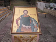 Η ΕΛ.ΑΣ. γιορτάζει τον προστάτη της, Άγιο Αρτέμιο - Οι εκδηλώσεις στην Πάτρα