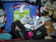 Δήμος Αθηναίων: Μην κατεβάζετε σκουπίδια στους δρόμους το Σαββατοκύριακο