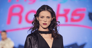 Η καυστική ατάκα της Ραμόνας Βλαντή για τα μοντέλα του GNTM (video)
