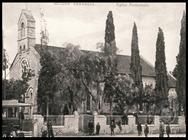 Η Αγγλικανική εκκλησία του Αγίου Ανδρέα στις αρχές του 20ου αιώνα