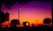 Ένα ηλιοβασίλεμα που έρχεται από τη... γη του ήλιου!