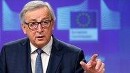 Γιούνκερ: 'Κρατήσαμε την Ελλάδα στην Ευρωζώνη'
