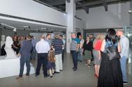 Αγρίνιο: Με επιτυχία πραγματοποιήθηκαν τα εγκαίνια της έκθεσης γλυπτικής του Ευάγγελου Τύμπα